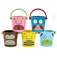 skiphop-zoo-stack-buckets-bath-toy