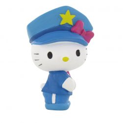 comansi-coma99985-hello-kitty-mini-figurine-hello-kitty-police-6-cm