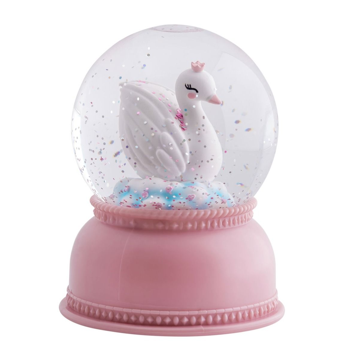 sglovl03-lr-1_snowglobe_light_swan