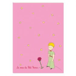 notebook-large-size-pink-the-little-prince