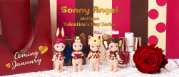 sonny angel- סדרת valentine 2020