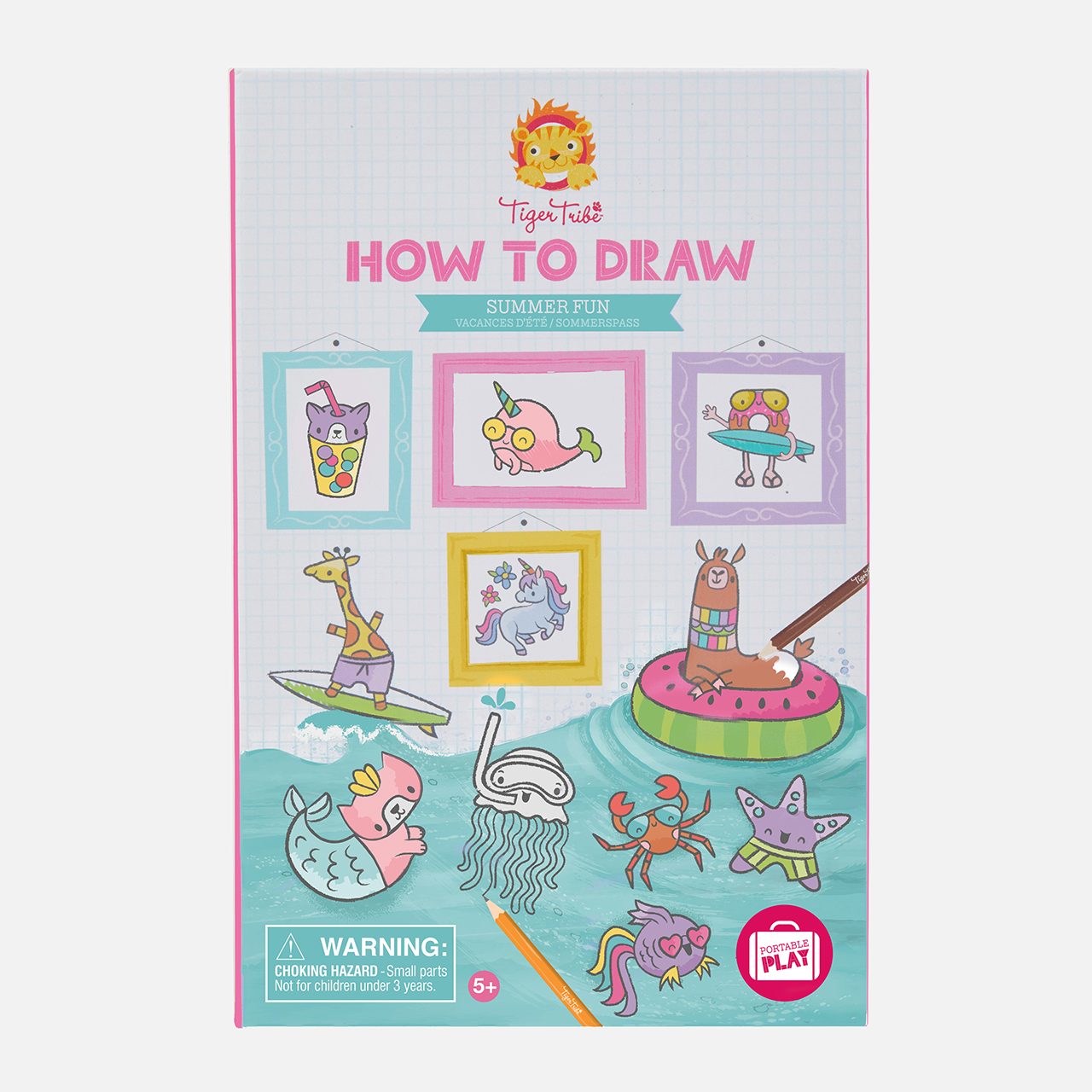 How to Draw – Summer Fun – Front – 2080TT -a HR_GRAY_1280